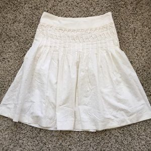 Banana Republic Cotton Summer Skirt size 4!